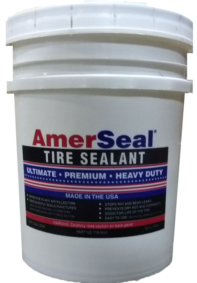 Amerseal Tire Sealant - 5 Gallon 590640-CL