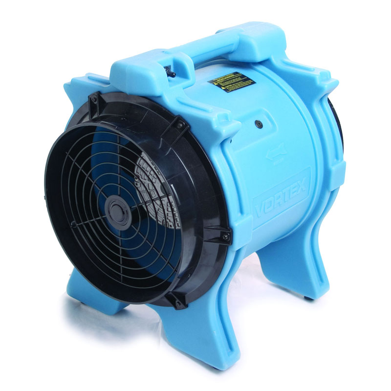 Axial Air Mover : Dri eaz vortex axial fan unoclean