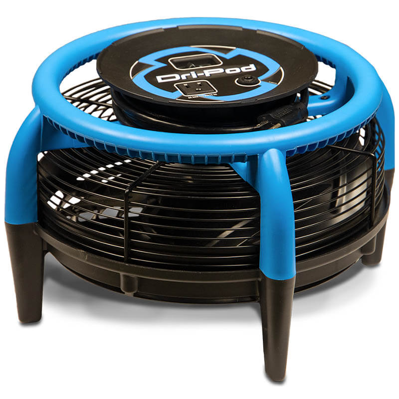 Dri-Eaz Dri-Pod Floor Dryer