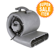 Carpet Dryer Air Mover 3-Speed Blower UNO-90-2000