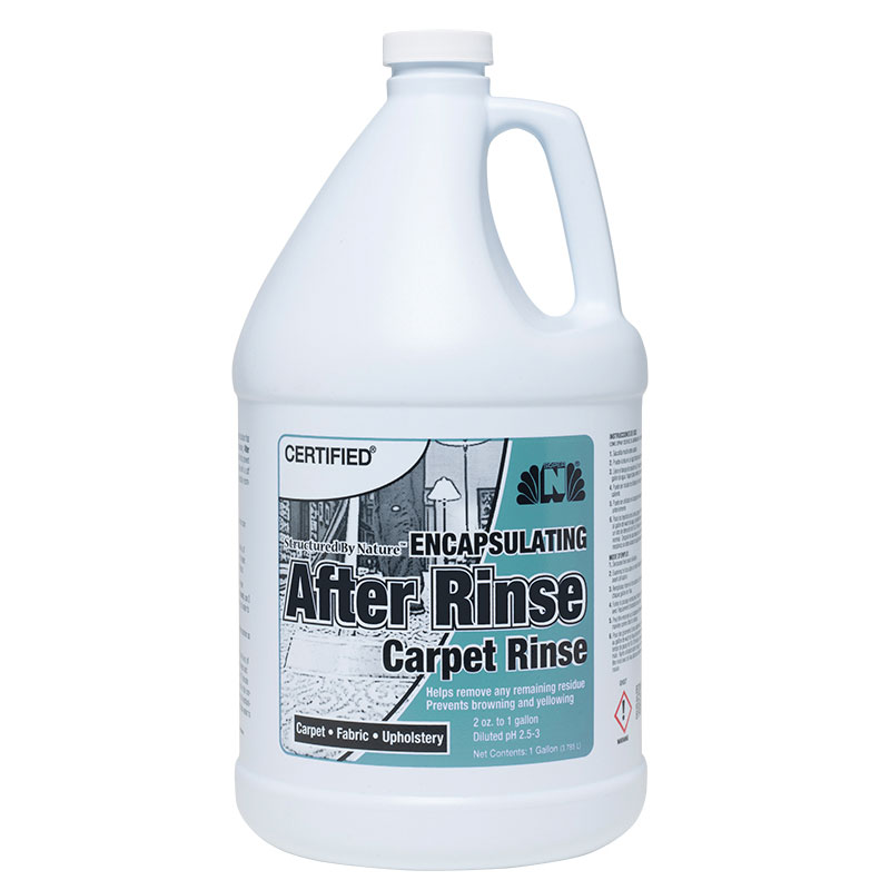 Nilodor CERTIFIED Certi-Rinse After Rinse Carpet Rinse Treatment