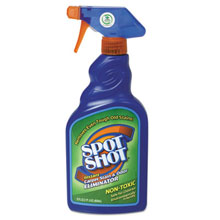 Spot Shot Instant Carpet Stain & Odor Eliminator, 22oz. Spray Bottle WDC009716