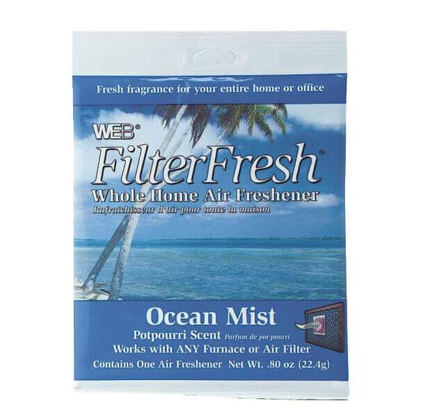 Furnace Air Freshener Ocean Mist Unoclean