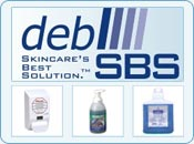 deb SBS Foam Soaps, Cleansers & Dispensers