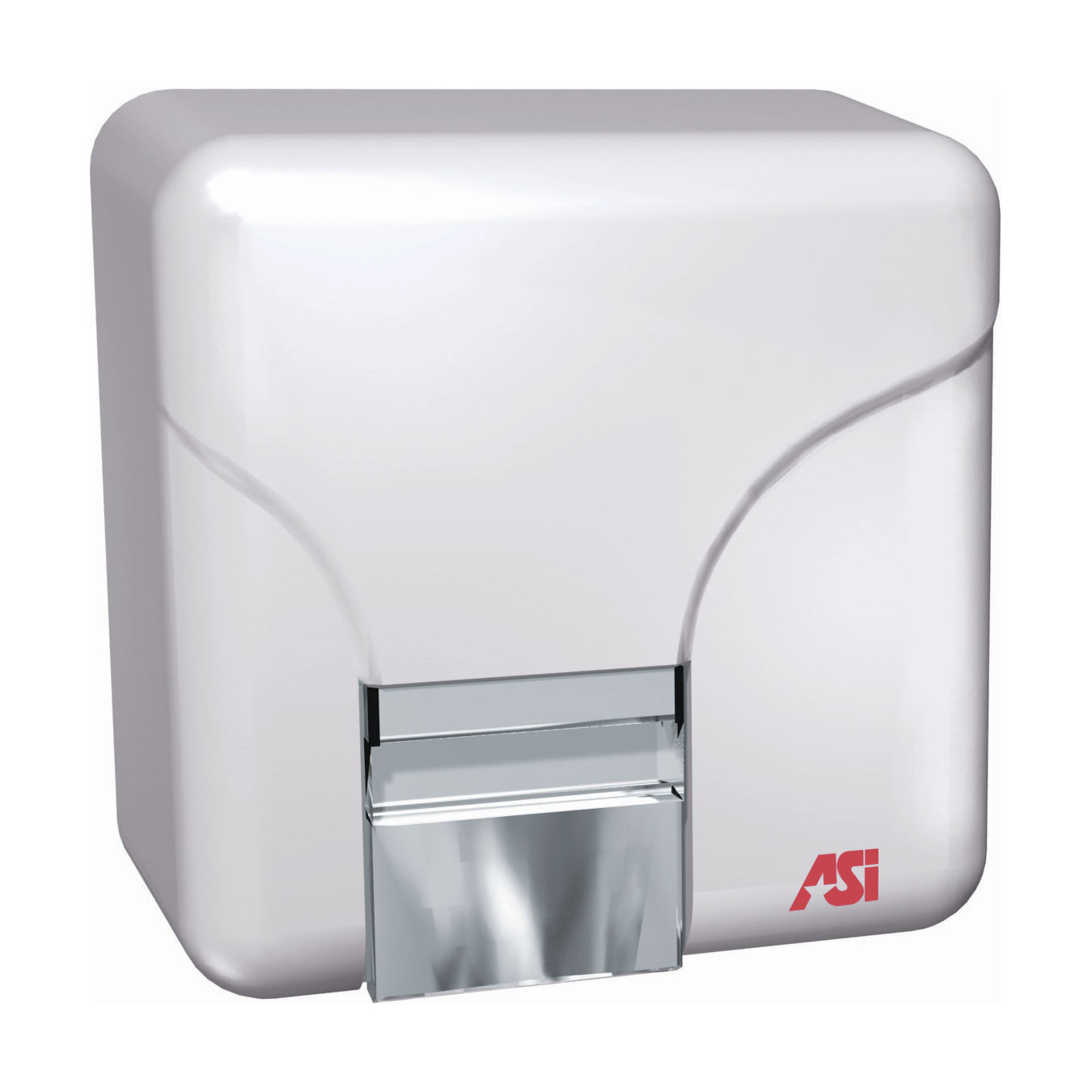 ASI PORCELAIR Surface Mounted Automatic Hand & Face Dryer
