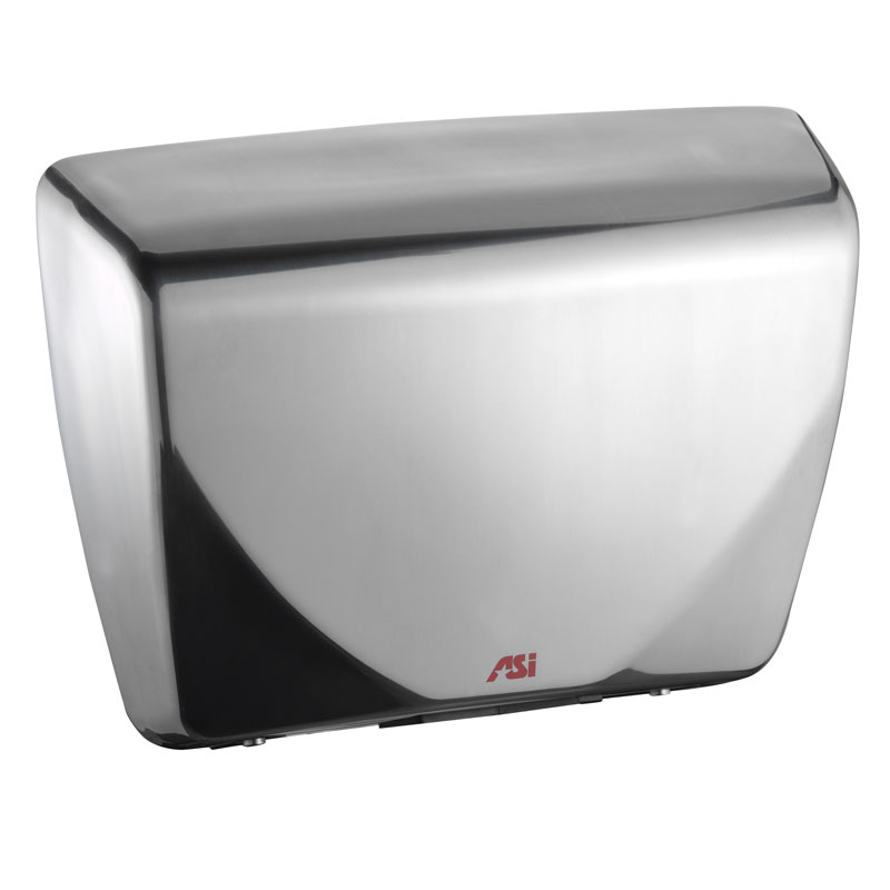 ASI 0185 ROVAL Surface Mounted High-Speed Automatic Hand Dryer
