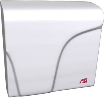 ASI 0165-40 PROFILE Compact Surface Mounted High-Speed Automatic Hand Dryer