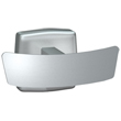 "American Specialties [7345-S] Surface Mounted Stainless Steel Double Robe Hook - Satin Finish - 1 5/8"" Projection"