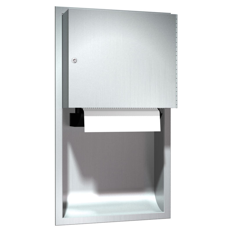 Commercial Touchless Paper Towel Dispenser ~ Commercial bathroom paper towel dispenser