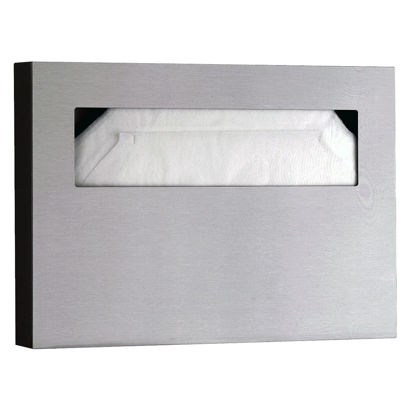 B-221 Classic Series Surface-Mounted Toilet Seat Cover Dispenser