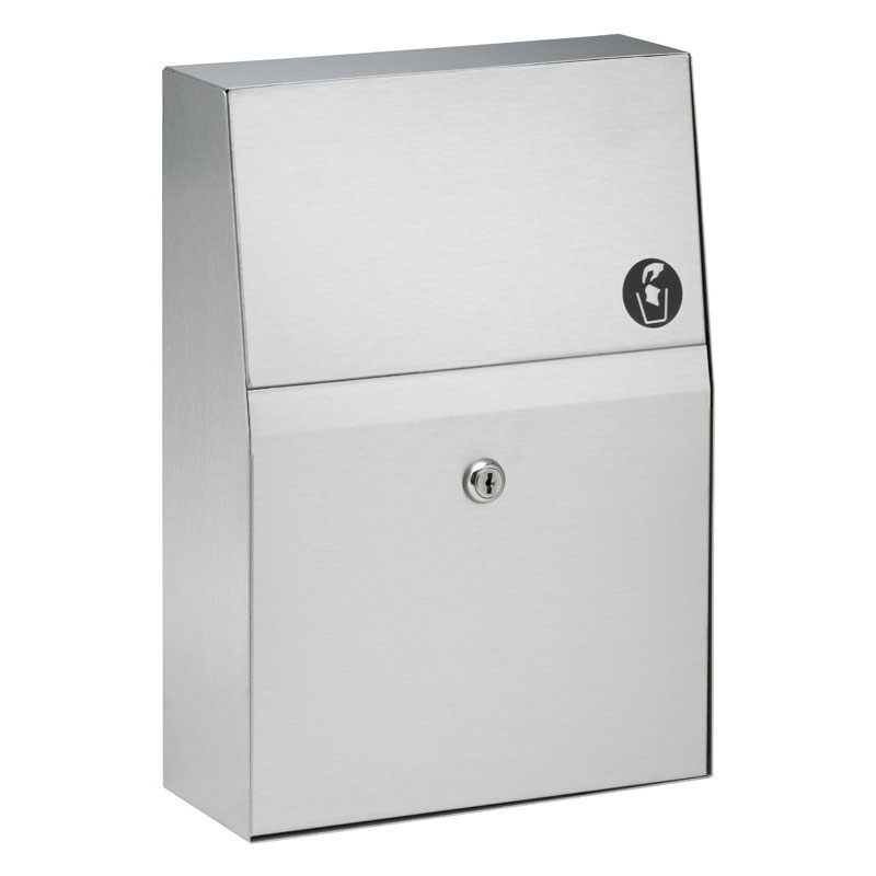 Twin Eagles Grills Outdoor Kitchen additionally Universal Leaf Collector 51500 further Wide Rim Steel  mercial Garbage Receptacle additionally Stainless Steel Wall Mounted Garbage Receptacle likewise Absolutely No Dumping Sign 24 X 36. on heavy duty trash receptacle