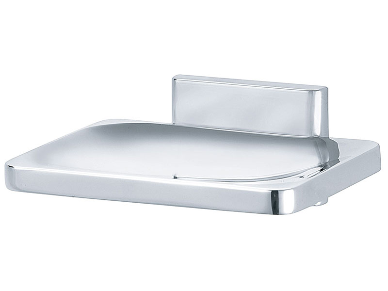 Chrome Plated Concealed Surface Mounted Soap Dish