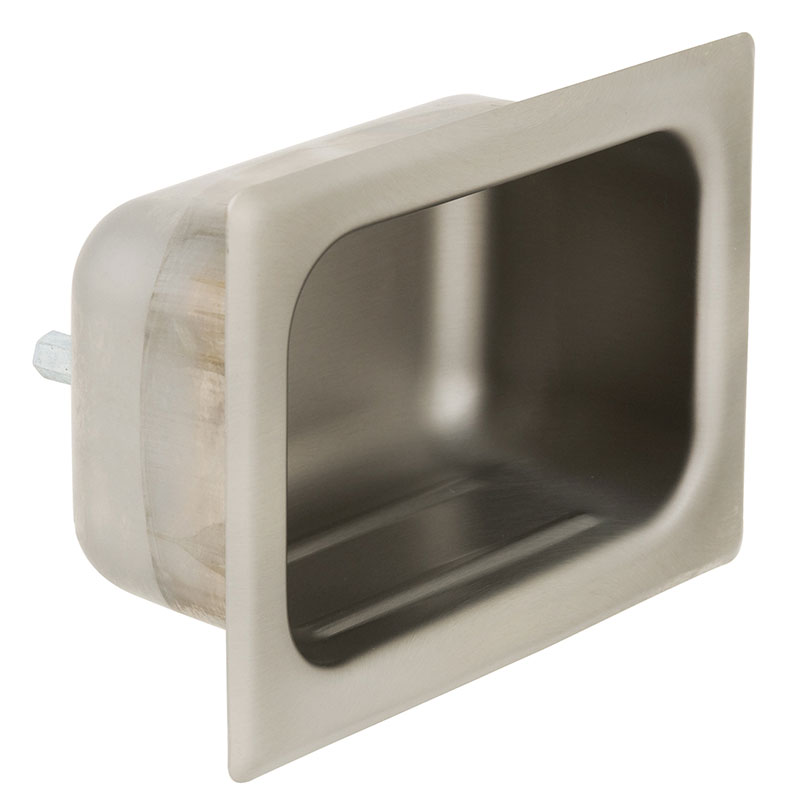 Security Recessed Soap Dish