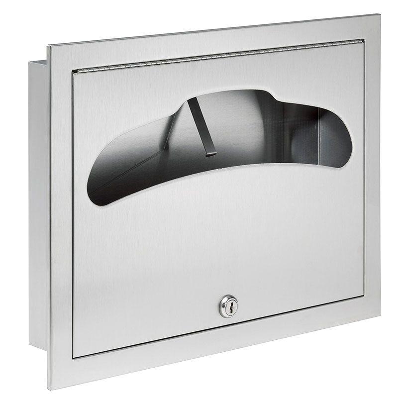 Standard Series Recessed Seat Cover Dispenser