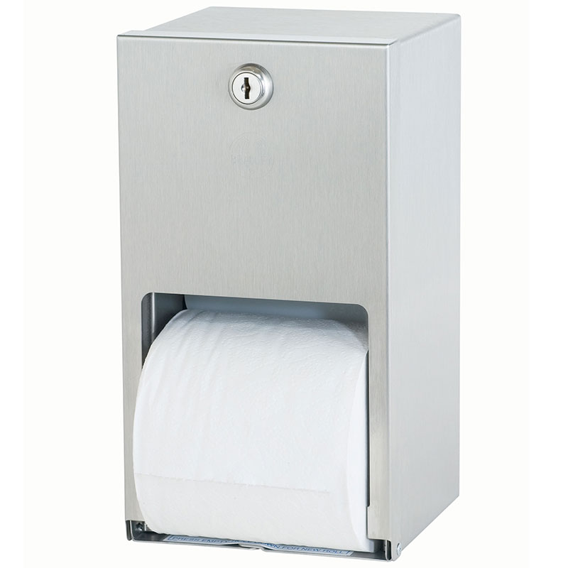 Stacking Toilet Tissue Dispenser - Surface Mounted