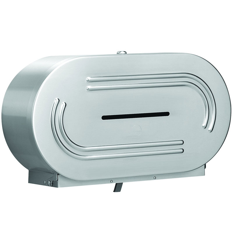 Jumbo Dual Roll Tissue Dispenser