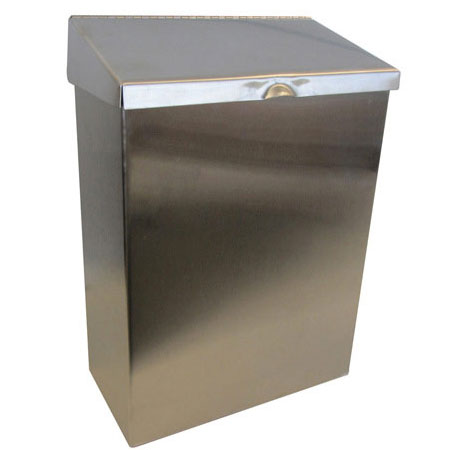 Hospeco Nd 1e Stainless Steel Convertible Sanitary