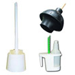 Commercial Toilet Plungers & Bowl Mops - Janitorial Utility Cleaning Tools