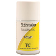 TC Rubbermaid AutoFresh Aerosol Air Neutralizer Refill - Lemon