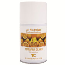 TC Rubbermaid AutoFresh Aerosol Air Neutralizer Refill - Mandarin Orange
