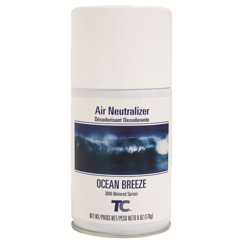 AutoFresh Aerosol Air Neutralizer Refill - Ocean Breeze