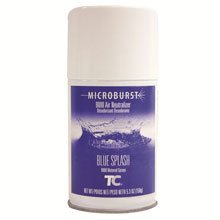 TC Microburst 9000 Aerosol Air Neutralizer Refills - Blue Splash