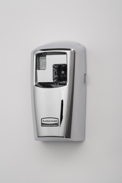 Microburst 3000 LCD Aerosol Dispenser - Chrome