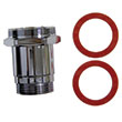 TC AutoFlush Sidemount Flush Valve Adapter Kit - Teck