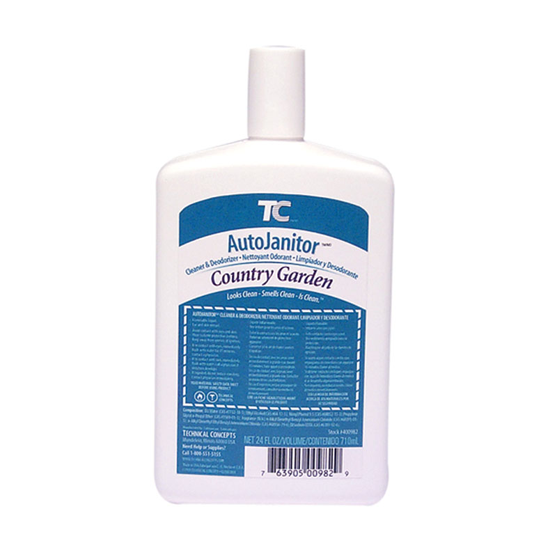 AutoJanitor Cleaner & Deodorizer Refill - Country Delight