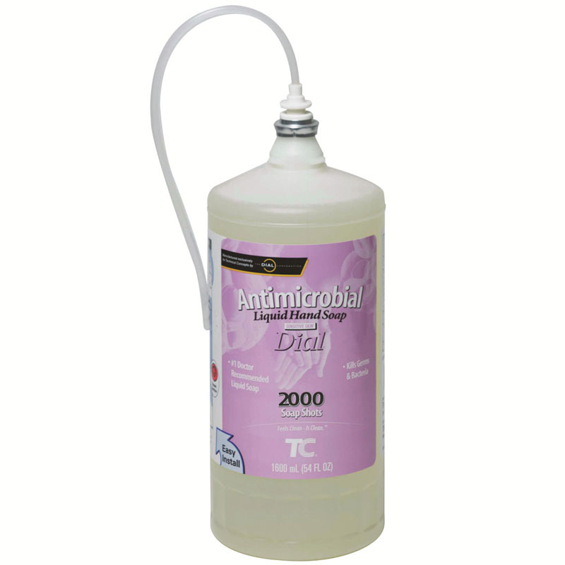 TC Antimicrobial Lotion Soap Refill - 1600ml