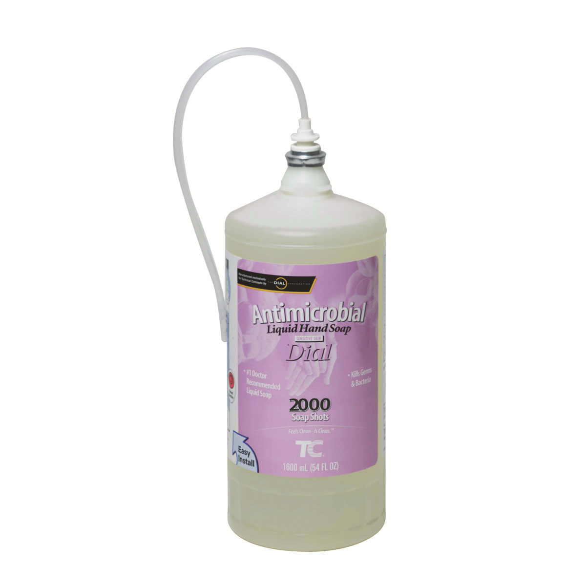 Oneshot Antimicrobial Lotion Soap Refill 4 800ml