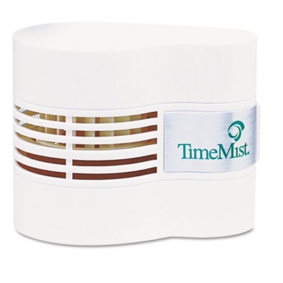 TimeMist Continuous Fan Air Freshener Fragrance Dispenser - White