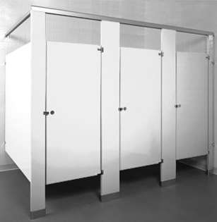 Metal Bathroom Partitions Concept Simple Powder Coated Toilet Partitions  Unoclean Inspiration Design