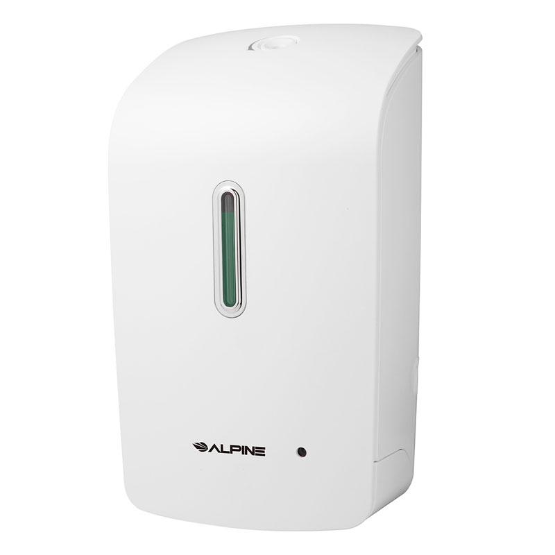 1000 Ml Automatic Foam Soap Dispenser White Unoclean
