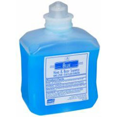 deb SBS Aquaress Hand & Body Shampoo - (4) 4 Liter ProLine Cartridges