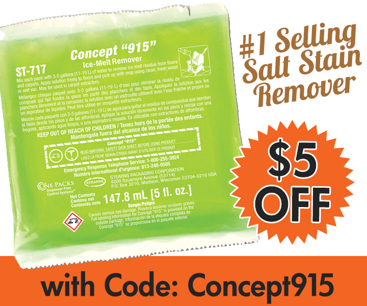 Concept 915 Ice Melt Remover Sale