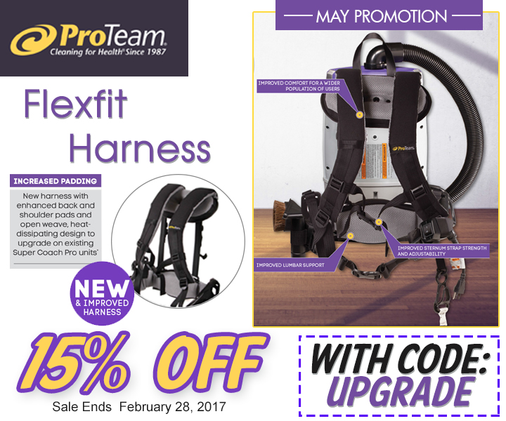 proteam flexfit harness