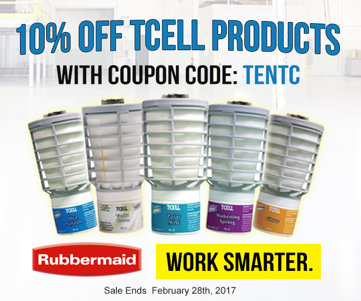 TCell Odor Control System Discount