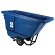Rubbermaid [1305-73] Standard Duty Bulk Recycling Tilt Truck - 850 lb. Capacity