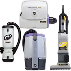 Green Carpet & Floor Care Equipment