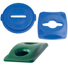 Recycling Container Lids & Tops