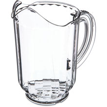 VersaPour Clear Water Pitcher - 60 oz.