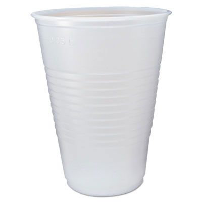14 oz. RK Ribbed Polystryrene Cups