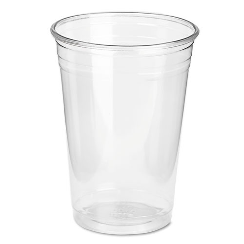 Dixie Clear Plastic PETE Cup - 10 oz.