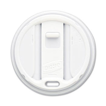 Dixie Smart Top Hot Cup Lid