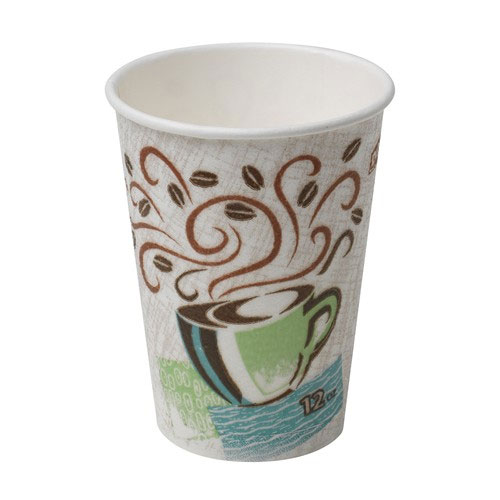 Dixie PerfecTouch Paper Hot Cup - 12 oz.