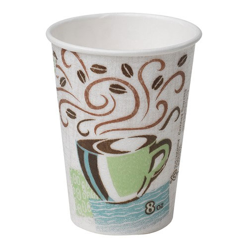 PerfecTouch Paper Hot Cup, Coffee Dream - 8 oz.
