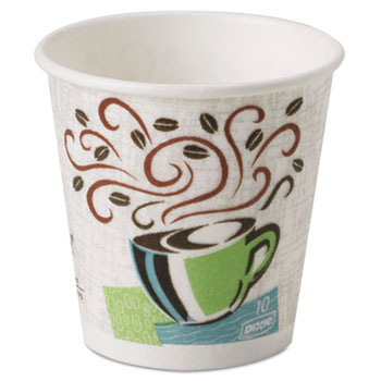 PerfecTouch Paper Hot Cup, Coffee Dream - 10 oz.