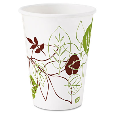Dixie Pathways Paper Hot Cup - 8 oz.