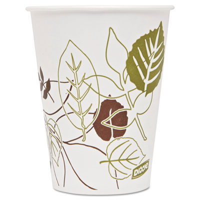 Dixie Pathways Polycoated Paper Cold Cups - 9 oz.